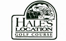 Hale's Location Golf Course Logo