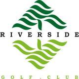 河畔高尔夫俱乐部标志