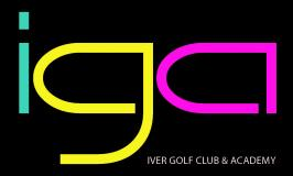 Iver Golf Club  Logo