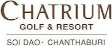 Chatrium Golf Resort Soi Dao Chanthaburi  Logo