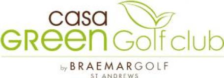 Casa Green Golf Club Logo