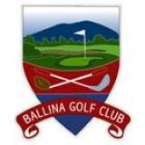 Ballina Golf Club Logo
