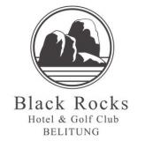 Black Rocks Golf Belitung  Logo