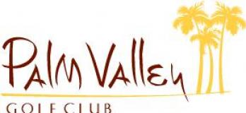 Palm Valley Golf Club  Logo
