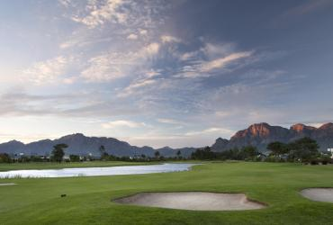 Pearl Valley Golf Club, at Val de Vie Estate