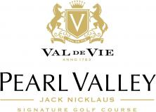 Pearl Valley Golf Club, at Val de Vie Estate Logo