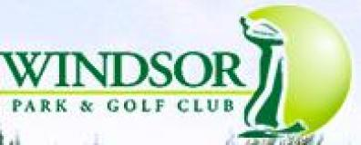 Windsor Park Golf Club  标志