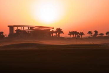 トランプ インターナショナル ゴルフクラブ ドバイ