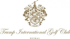 Trump International Golf Club, Dubai  Logo