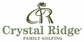 Crystal Ridge Golf Club  Logo