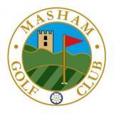 Masham Golf Club 标志