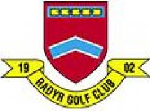 Radyr Golf Club  标志