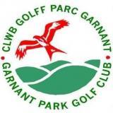 Garnant Park Golf Club 标志