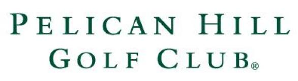 Pelican Hill Golf Club  Logo