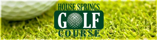 House Springs Golf Course Logo