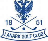 Lanark Golf Club  Logo