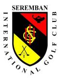 Seremban International Golf Club Logo