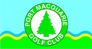 Port Macquarie Golf Club Logo