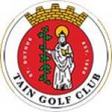 Tain Golf Course Logo