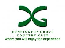 Donnington Grove Colf & Country Club  Logo
