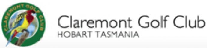 Claremont Golf Club Logo