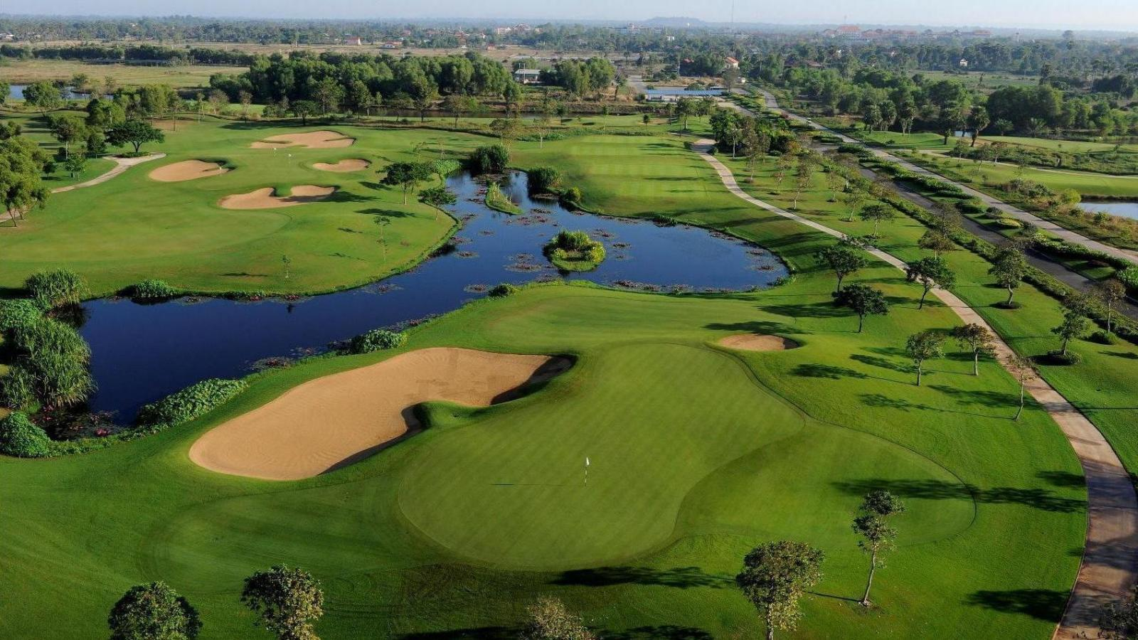 Angkor Golf Resort ⛳️ Book Golf Online • golfscape™