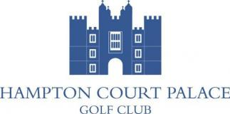 Hampton Court Palace Golf Club  Logo