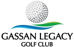 Gassan Legacy Golf Club  Logo