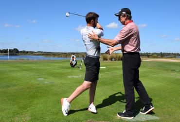 david leadbetter golf instruction