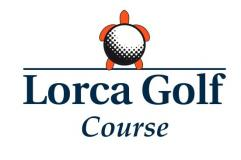 Lorca Golf Course  标志