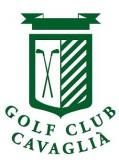 Golf Club Cavaglia Logo