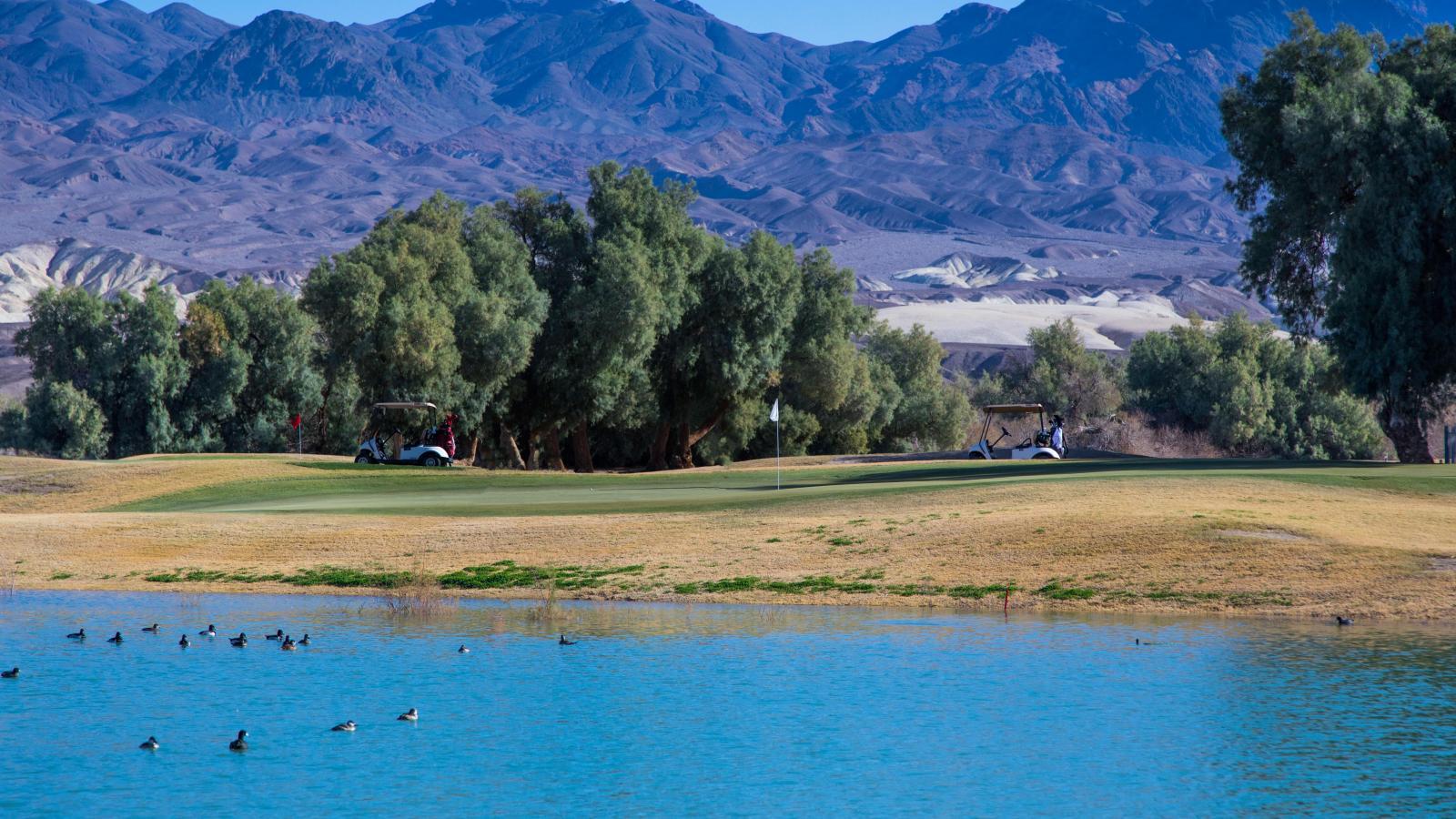 Furnace Creek Golf Course Book Golf Online Golfscape
