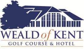 Weald of Kent Golf Club  Logo