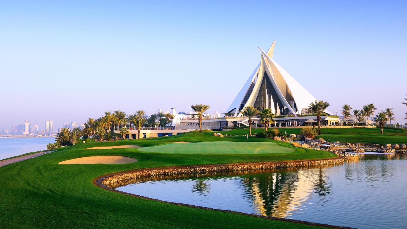 Dubai Creek Golf Yacht Club Book Golf Online Golfscape