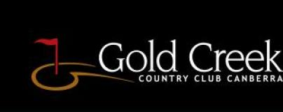 Gold Creek Country Club Canberra Logo