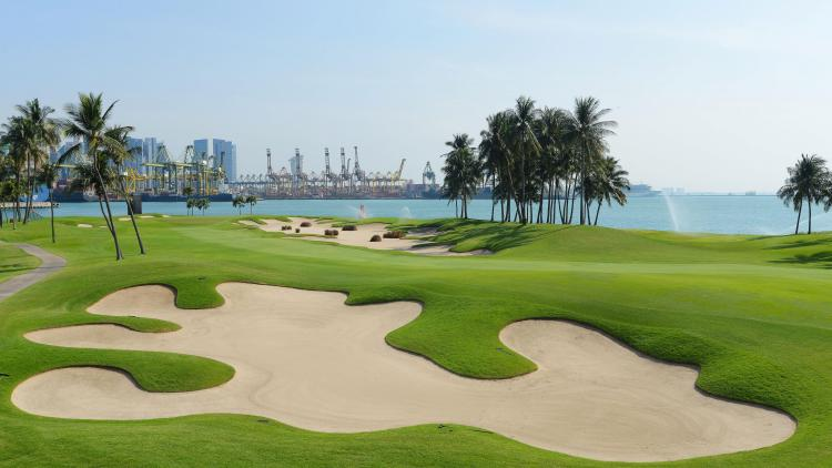 Sentosa Golf Club (Serapong Course)