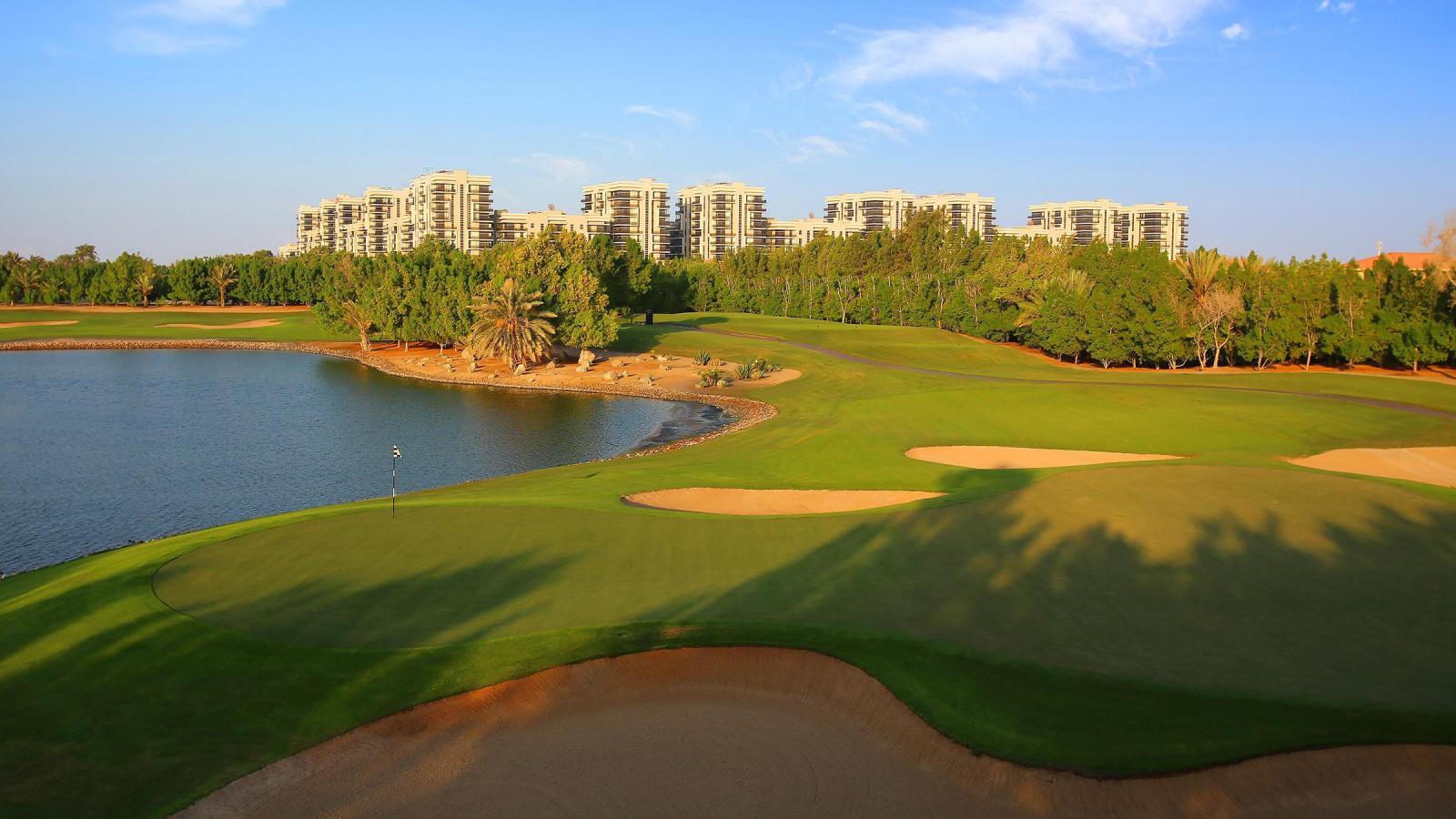 Abu Dhabi Golf Club ⛳️ Book Golf Online Golfscape