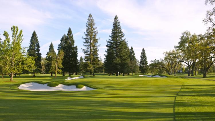Napa Golf Course Tour