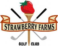 Strawberry Farms Golf Club  Logo