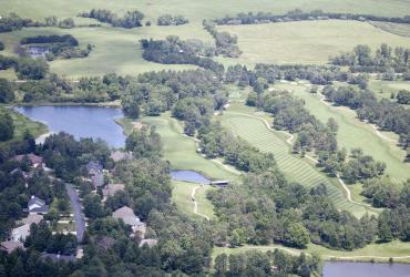 伍德兰希尔斯高尔夫球场