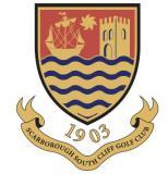 斯卡布罗南崖高尔夫俱乐部 标志