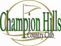 Champion Hills Country Club Logo