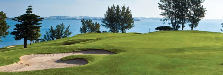 Bermuda Golf Courses Book Online Golfscape
