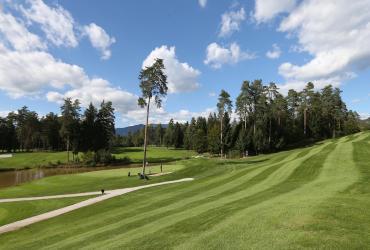 Arboretum Golf Ljubljana