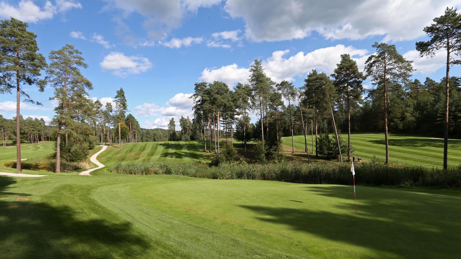Arboretum golf ljubljana book golf online golfscape - Golf cart rentals garden city sc ...