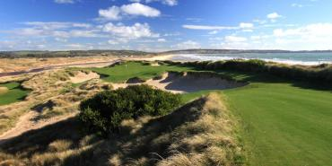 Lost Farm, at Barnbougle