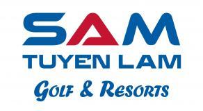 萨康图岩兰姆高尔夫俱乐部度假村 标志