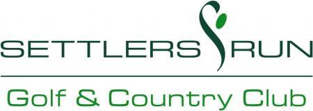 Settlers Run高尔夫乡村俱乐部 标志