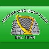 Muir of Ord Golf Club 标志