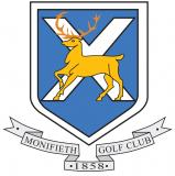 Monifieth Golf Links (Ashludie Course)  标志
